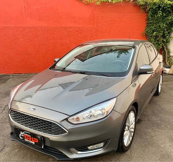 Ford Focus 2.0 Sedan Se Plus Flex Aut. Impecável 37.000kms