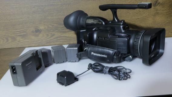 Filmadora Panasonic Ag-hmc40 P Full Hd
