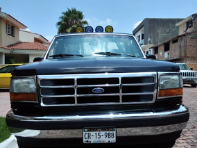 Ford Pick-up 1992 Clasica Roll-bar