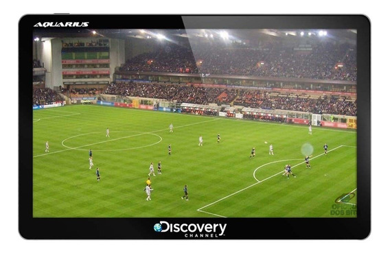 Gps Discovery Channel Nacional 4,3 Tv Digital Mp3, Mp4