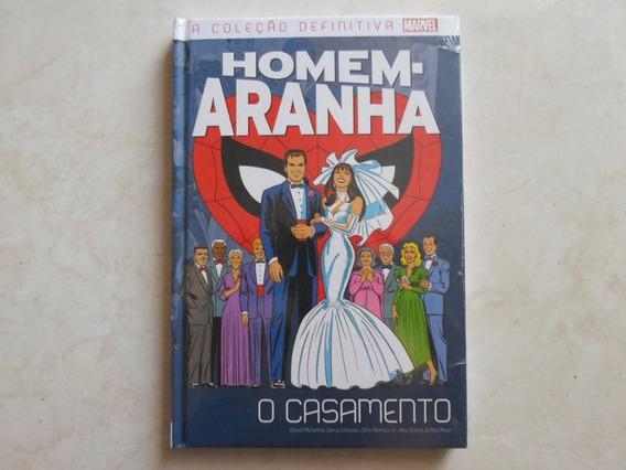 Homem Aranha O Casamento Graphic Novels Salvat