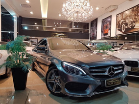 Mercedes-benz C 250 2.0 Sport Turbo 2017 9.000km
