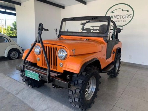 Ford Jeep 2.6 6 Cilindros Cj-5