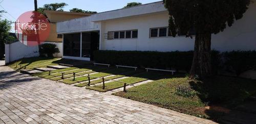 Imóvel Comercial Com 8 Salas Para Locação - Ca3086