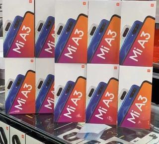 Xiaomi Mi A3 Dualsim 4+128gb Carga Rapida Lte