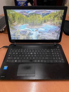 Notebook Toshiba C55 Intel Celeron 4gb Ram Ddr3 500gb Hdd