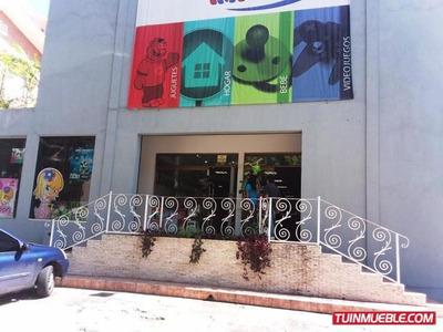 Nairobi Figueroa 18-15384 Edificios En Alquiler Las Mercedes