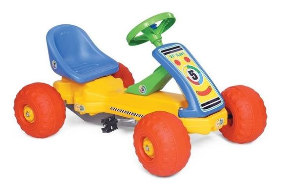 Karting Pedal Cadena Infantil Vegui Regulable +3 Años