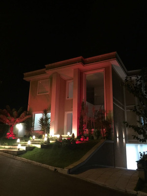 Casa Res Alphasitio Alphaville, 500m2, 4 Suítes, 5 Vagas