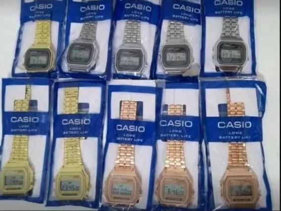 Kit 10 Relógios Vintage/retrô (preço De Atacado)