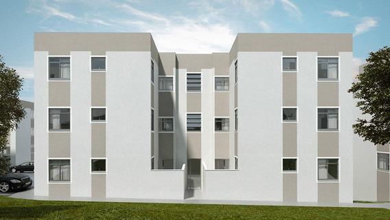 Apartamento Com Área Privativa Com 2 Quartos Para Comprar No Centro Em Sarzedo/mg - 1359