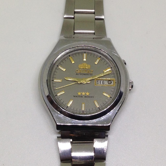 Relógio De Pulso Orient Masculino Automático U06787 Webclock
