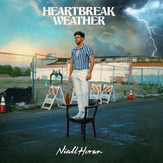 Niall Horan Heartbreak Weather Cd Nuevo Original