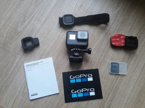 Gopro Hero5 Cartão 64gb Á Prova D