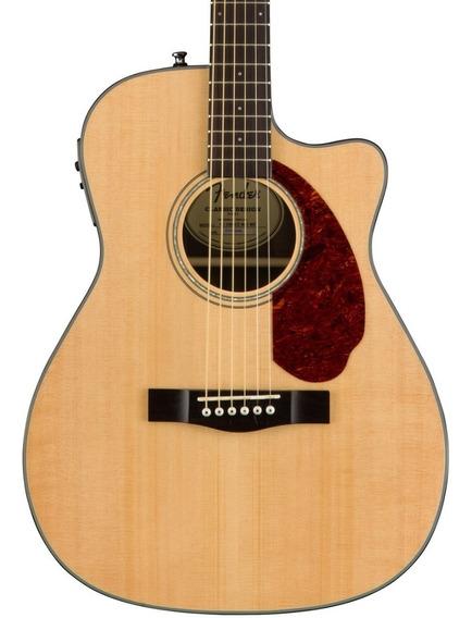 Guitarra Electroacústica Fender Cc-140sce Con Estuche Rígido