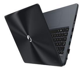 Notebook Positivo Intel Dual Core 4gb 500gb - Seminovo