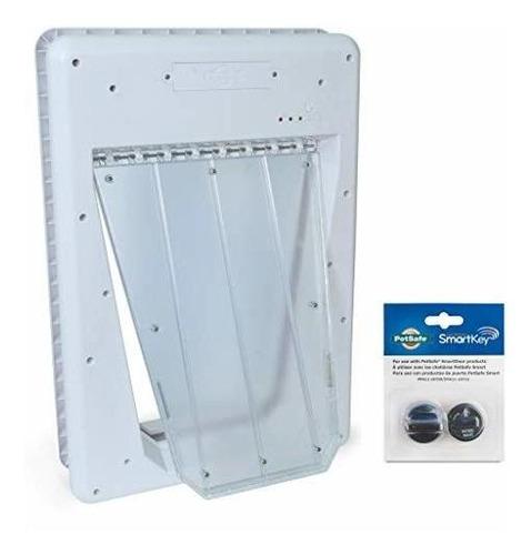 Puerta De Perro Smartdoor Activado Con Smartkey 15 X 10