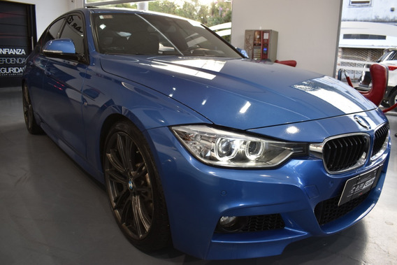 Bmw Serie 3 2013 3.0 335i Sedan M Package At 306cv