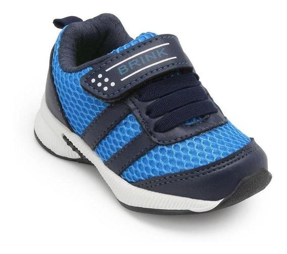 Tênis Jogging Brink Fl Infantil Bi19