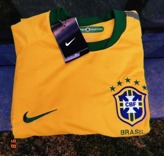 Playera Original Brazil