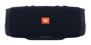 Parlante JBL Charge 3 portátil inalámbrico Black