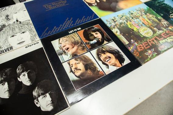 Coleção Rarities Dos Beatles 14 Lps Novos, Oportunidade!