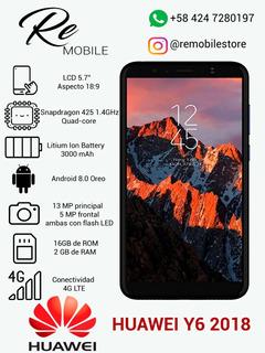 Huawei Y6 2018 100trumps