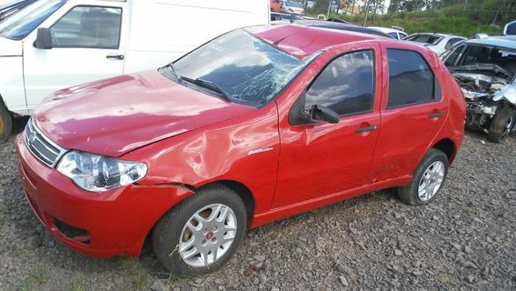 Sucata Fiat Palio Fire 1.0 75cvs Flex 2010 Rs Caí Peças