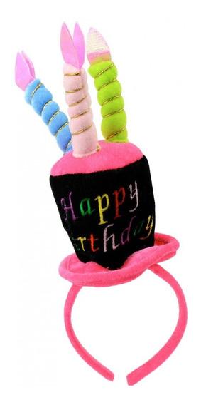 Diadema Happy Birth Day