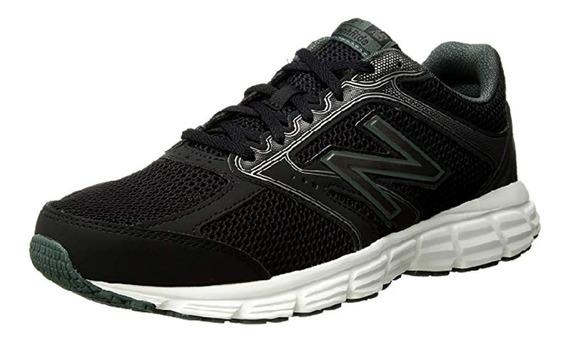 Tenis New Balance Running Course Negro-verde