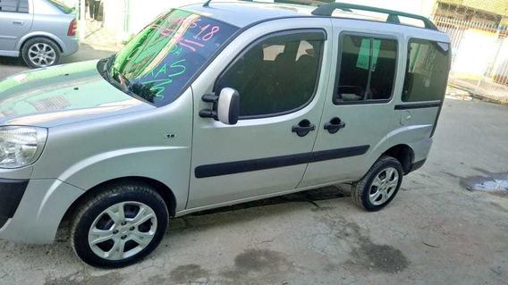 Fiat Doblo 1.8 16v Essence Flex 5p 2016