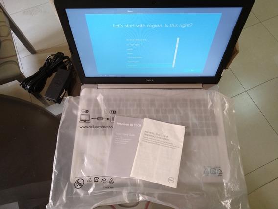 Notebook Dell Intel I7 5570-7987slv-plus