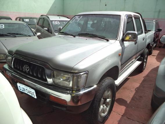 Toyota Hilux Cd Srv 3.0 Prata 2004