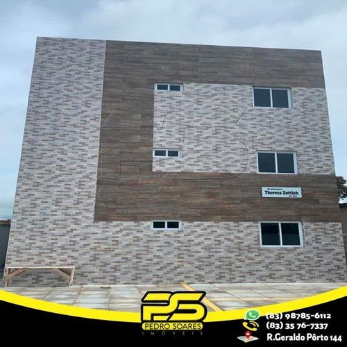 Apartamento Com 3 Dormitórios À Venda, 62 M² Por R$ 159.900,00 - Funcionários - João Pessoa/pb - Ap2579