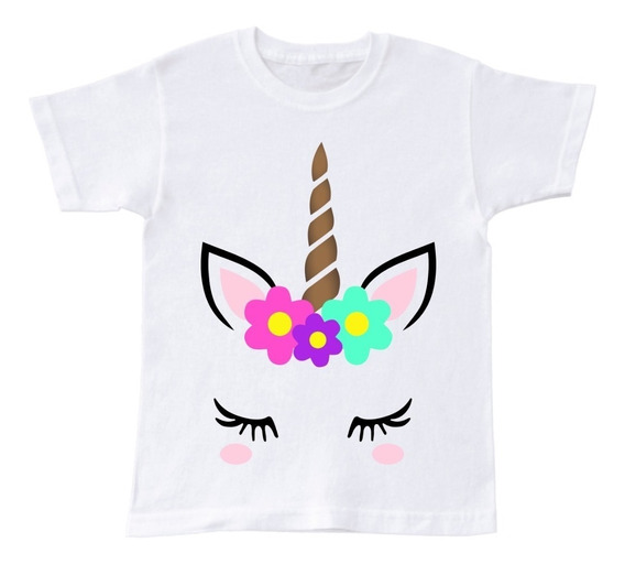 Playera Unicornio