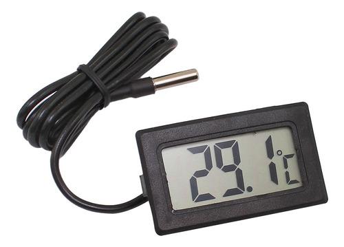 Termometro  De Embutir A Pila Digital