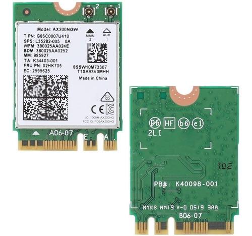 Tarjeta Wifi Intel Ax200ngw Ax Wifi6 M.2 -  2400mbps+bluetoo