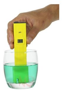 Medidor De Ph Digital Teste Água Aquário Piscina Lago Poço