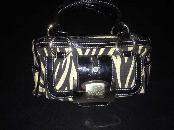 Cartera Chica Guess Original Impecable