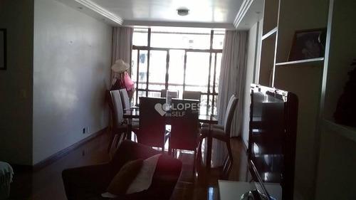 Apartamento Com 3 Quartos 129 M² Por R$ 1.500.000 - Icaraí - Niterói/rj - Ap43497