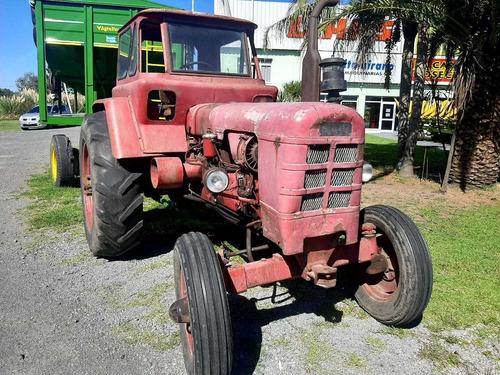 Tractor Fahr Modelo D400 Año 1963 Muy Buen Estado Altamirano