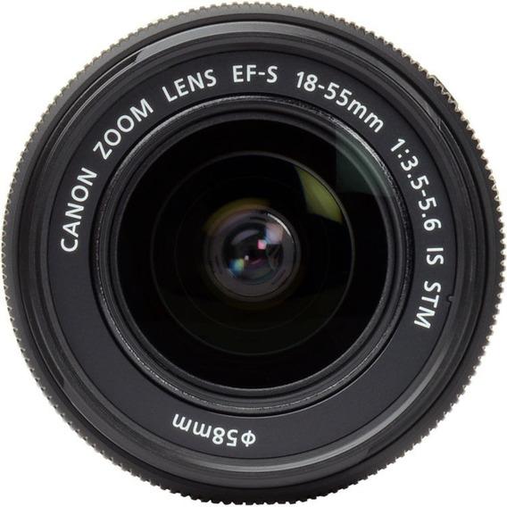 Lente Canon 18-55mm F/3.5-5.6 Is Stm
