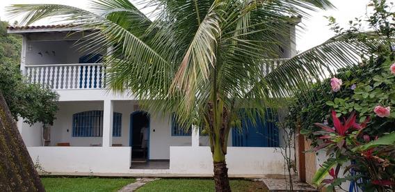 Casa 3 Quartos Ilhabela - Sp - Perequê - Pq099