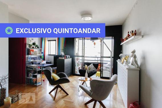 Apartamento No 11º Andar Com 2 Dormitórios E 2 Garagens - Id: 892980723 - 280723
