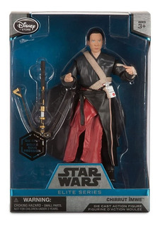 Star Wars Chirrut Imwe Elite Series Die Cast 6inch Gamechief