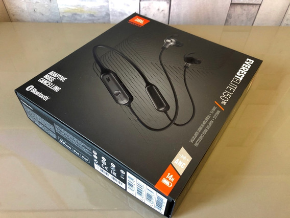 Fone Jbl Bluetooth In-ear Com Nc - Everest Elite 150 Nc