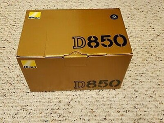 Nixon D850 Camera