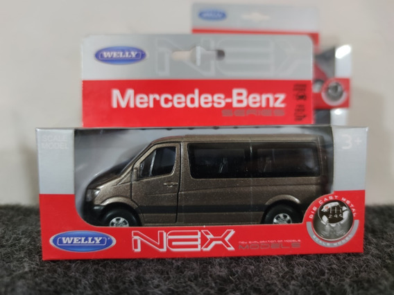 Mercedes Benz Sprinter Welly Escala 1/32