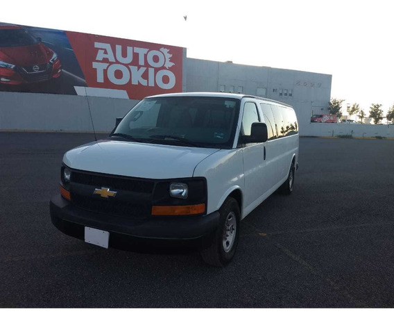 Chevrolet Express 2016 6.0ls L 12 Pas At
