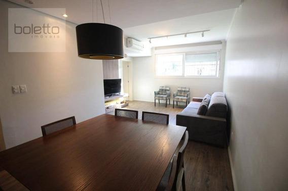 Apartamento Com 3 Suítes À Venda, 101 M² Por R$ 750.000 - Moinhos De Vento - Porto Alegre/rs - Ap1658